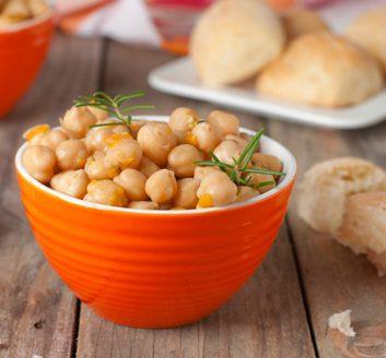 beans chickpeas