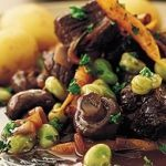 Beef in Red Wine and Brandy