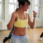 Fitness trend: Bellyfit dance class