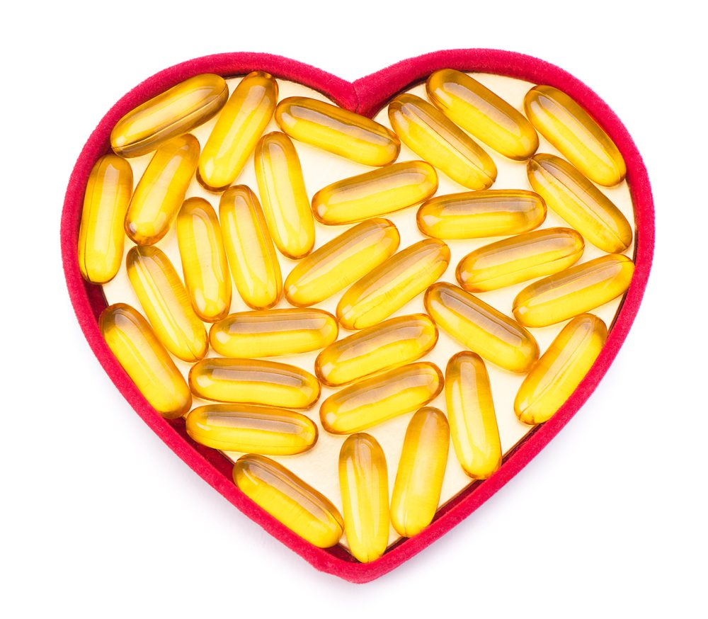 Fish oil is beneficial for heart conditions.