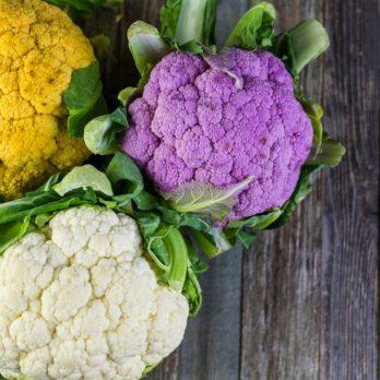 6 Health Benefits of Eating Cauliflower