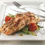 French Roasted Salmon