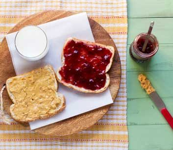 better together peanut butter jam