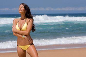 posture bikini