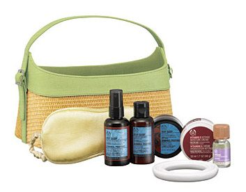 body shop relax set