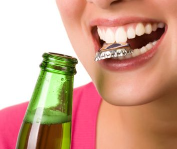bottle teeth habit