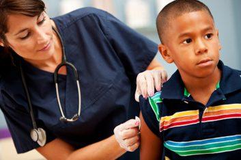 boy vaccine