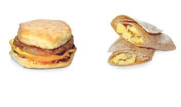 Fast-Food Swap: Tim Hortons
