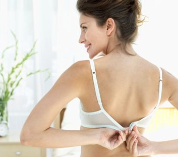 breast reduction woman bra