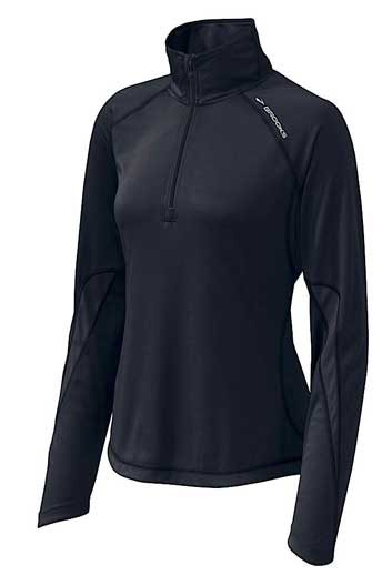 3. Brooks Essential Run 1/2 Zip pullover