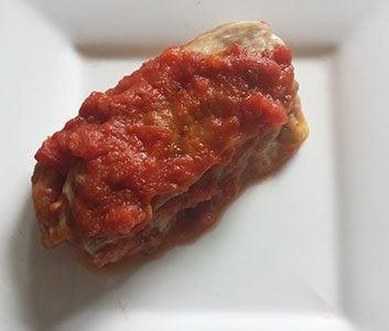 meatlessmondayvegetariancabbagerolls