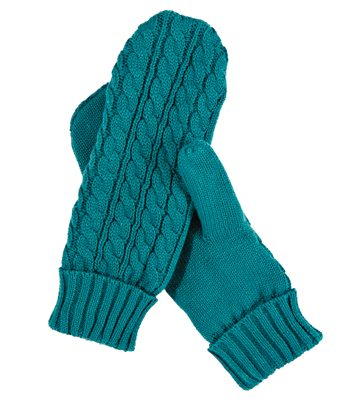 cable mitts