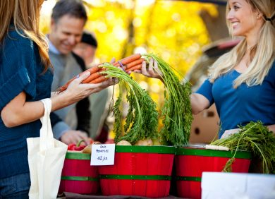 3 food trends for 2011