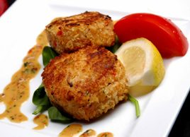 CC's Crab Cakes with Easy Lime Aioli