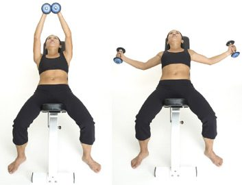 3. Incline Chest Flies