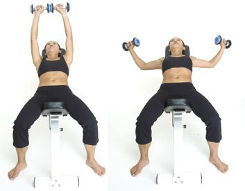 2. Incline Chest Press
