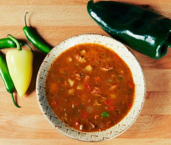 New Mexican Green Chili