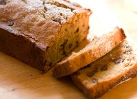 Fibre-boosting Chocolate-chip Banana Bread