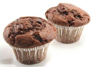 worst breakfast foods chocolate muffin