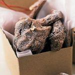 Chocolate-Nut Meringue Cookies