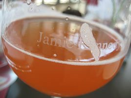 tart cherry cocktail