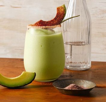 Avocado Mezcal Cocktail