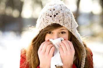 cold flu natural remedies