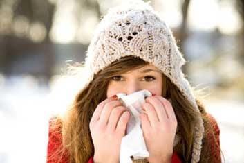 cold flu natural remedies
