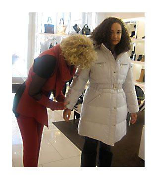 cora coat