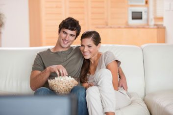 How to get guys to love chick flicks