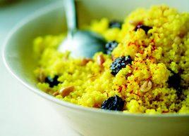 Saffron Couscous