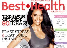 Best Health Magazine: November/December 2013