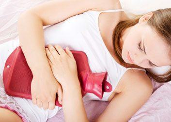 cramps woman