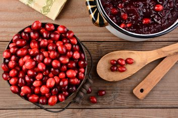 The health benefits of cranberries