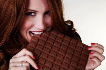 craving chocolate