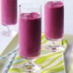 Creamy Berry Smoothie