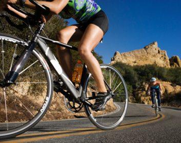 cycling biking