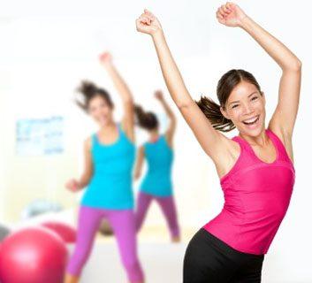 Healthy mother-daughter activities