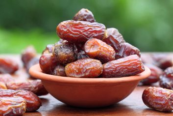 Bake with recipes that use dates as a sweetener