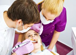 What to expect at an oral cancer screening