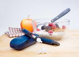 diabetes blood sugar and breakfast