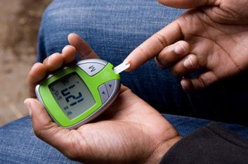 diabetic blood sugar