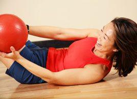 Fitness trend: Dodgeball