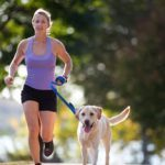 Fitness trend: A workout that benefits both you and your dog