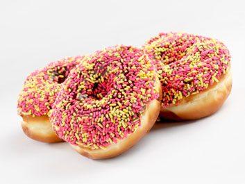 worst breakfast foods donut