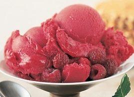 Double Raspberry Sorbet