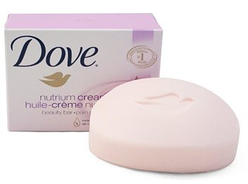Dove Nutrium Cream Oil Beauty Bar