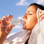 Healthy ways to beat the heat