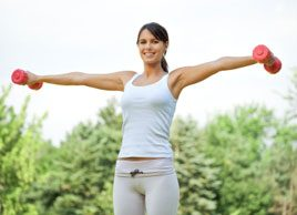The 10-minute toning workout