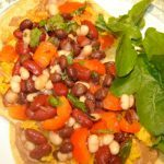 Meatless Monday: Summer Bean Enchiladas
